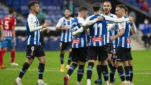 El Espanyol se encuentra a dos puntos del actual líder de LaLiga Smartbank, el Mallorca