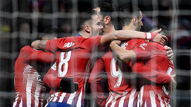 El Espanyol no pudo con Oblak y Griezmann y firma la peor racha de su historia