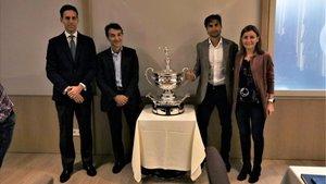 Ferrer ya ejerce de director del Barcelona Open
