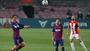 Griezmann, titular en Villarreal