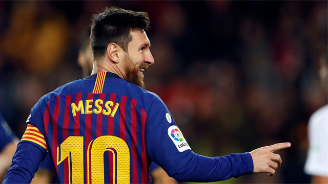 ¡No hay ni habrá otro igual! Así fuel el gol 400 de Messi en Liga
