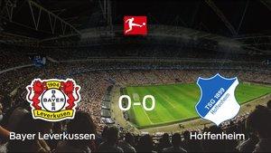 El Hoffenheim saca un punto al Bayern Leverkusen a domicilio 0-0