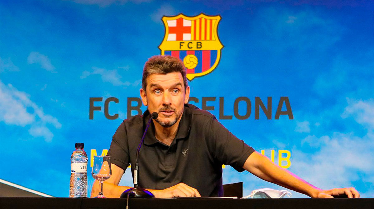 Juan Carlos Unzué anuncia que tiene ELA y que acaba su etapa como entrenador