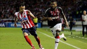 Junior y Atlético Paranaense se juegan el todo por el todo el miércoles en Curitiba