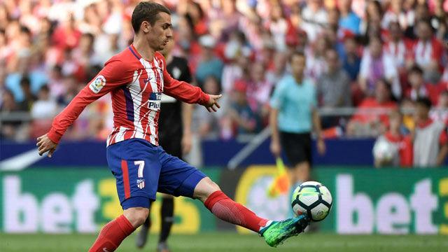 LALIGA | Atlético de Madrid - Eibar (2-2): El cambio de Griezmann