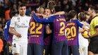 A lo largo del mes de febrero, el Barcelona y el Real Madrid se verán las caras tanto por Copa del Rey como por LaLiga