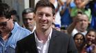 Leo Messi niega las acusaciones