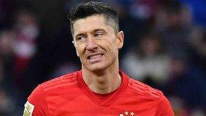 Lewandowski pasó por el quirófano