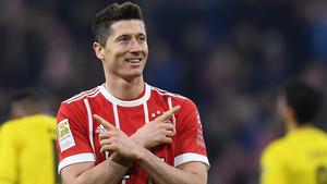 Lewandowski será uno de los protagonistas del mercado de fichajes