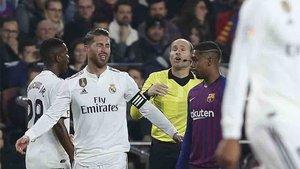 Los árbitros españoles pasarán pruebas físicas