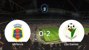El Los Garres vence 0-2 en casa del Minerva