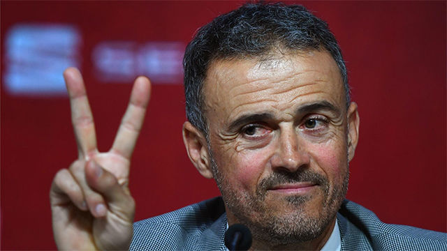 Luis Enrique sigue preparando la Eurocopa 2020 desde Arabia