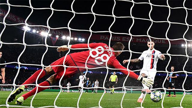 Mauro Icardi anotó el solitario gol de la victoria del PSG