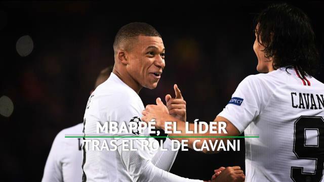 Mbappé exige el liderazgo del PSG