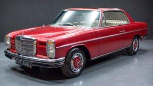 Mercedes-Benz 250 CE de George Harrison.