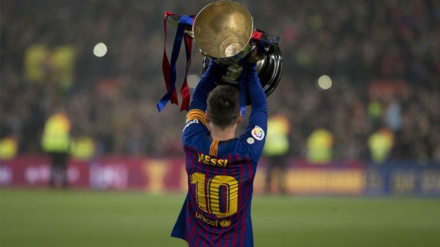 Messi: La Liga siempre es importante. Te marca la regularidad de toda una temporada