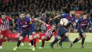 Messi y Suárez llegan a la recta final de la temporada con muy buenas sensaciones