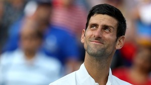 Novak Djokovic hizo pareja con Roger Federer en la Laver Cup
