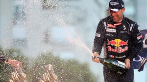 Peterhansel fue el vencedor de la última edición del Dakar