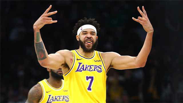 Philadelphia se llevó el triunfo ante los Lakers
