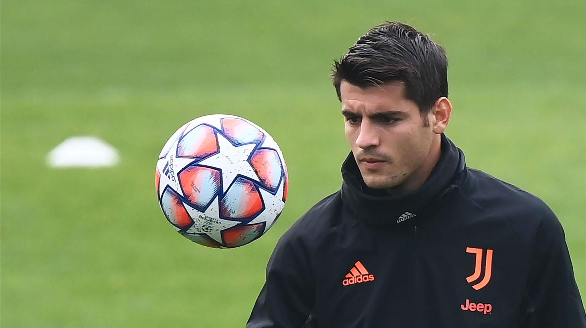 A Pirlo no le sorprende el rendimiento de Morata