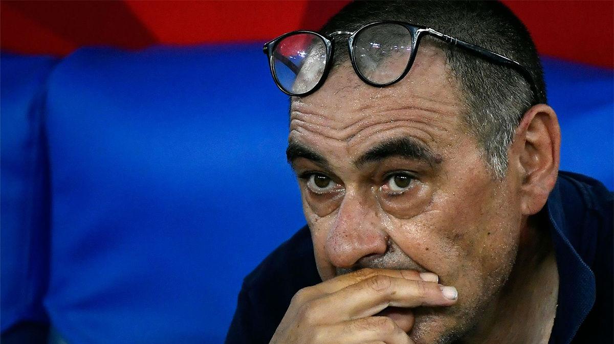 Sarri: No me gustó que Setién hablara de Pjanic, no haré lo mismo con Arthur