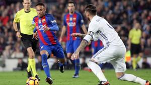 Sergio Ramos fue el primero en avalar la llegada de Neymar al Madrid