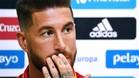 Sergio Ramos tuvo buenas palabras hacia Piqué