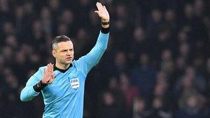Skomina dirigirá la final de la Champions; Mateu Lahoz ...