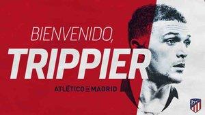 Trippier ya es del Atlético de Madrid