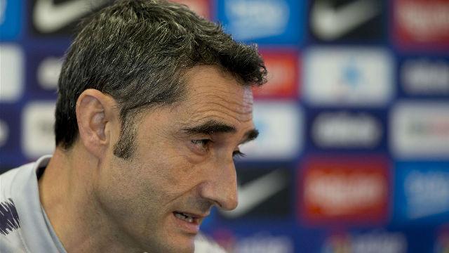 Valverde, sobre su futuro: Siempre ha habido buena sintonía con el club