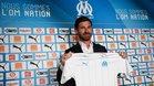 Villas-Boas, presentado como el nuevo entrenador del Marsella