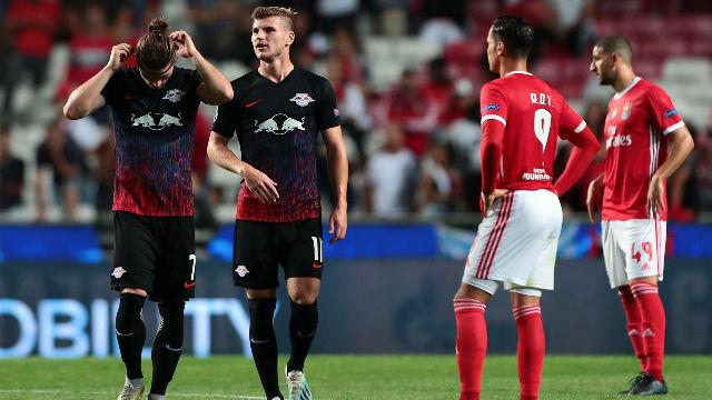 Werner amarga al Benfica