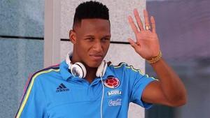 Yerry Mina está a un paso de fichar por el Barcelona