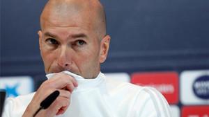 Zidane perdió su tono políticamente correcto