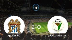 El Águilas derrota por 2-0 al Los Garres