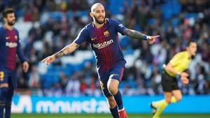 Aleix Vidal marcó en el Bernabéu y es pretendido por varios clubs de la élite