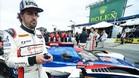 Alonso ha participado este año en las 24 Horas de Daytona