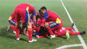 Andorra hizo historia derrotando a San Marino