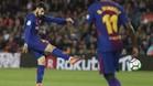 André Gomes busca una salida del Barcelona