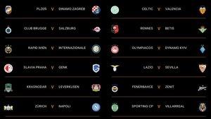 Así queda el cuadro de dieciseisavos de Europa League