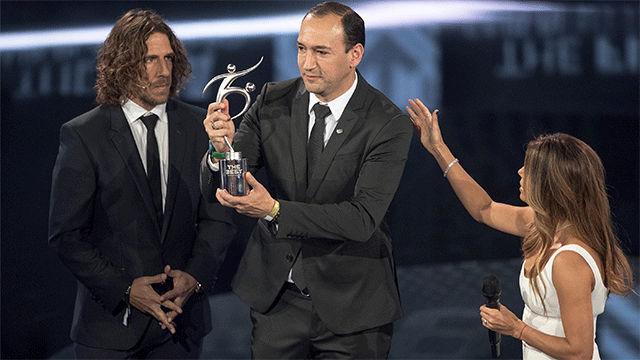 Atlético Nacional, premio al Fair Play