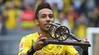 Aubameyang está decidido a dejar el Borussia Dortmund