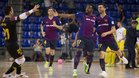 El Barça Lassa ha recuperado las buenas sensaciones