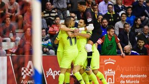 El Barça Lassa sudó una merecida clasificación para la Final Four