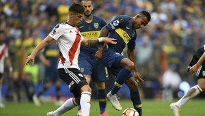 Boca Juniors y River jugarán las semifinales de la Copa Libertadores