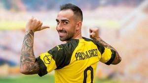 El Borussia no tiene opción de compra obligatoria por Alcácer