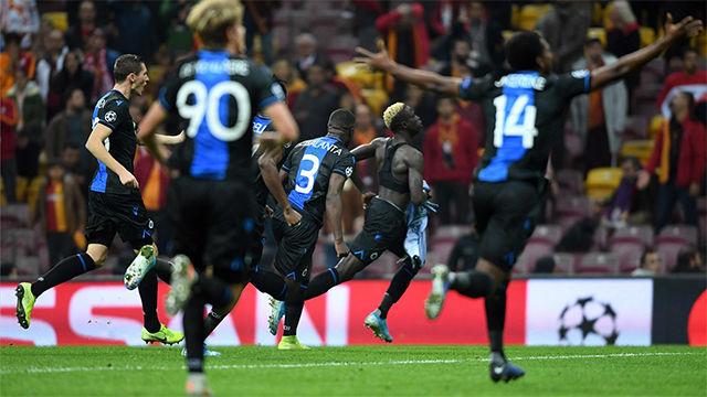 El Brujas sorprende al Galatasaray
