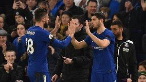 El Chelsea sigue en busca del delantero definitivo
