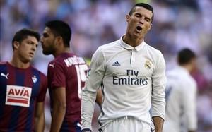 Cristiano Ronaldo aporta poco a su equipo